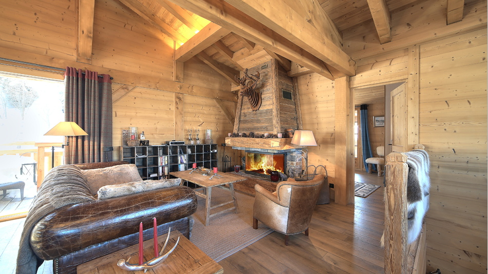 See details MEGEVE Villa 4 rooms, 5 bedrooms